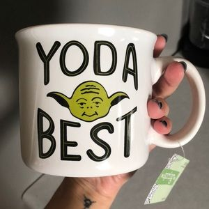 Yoda Best Mug